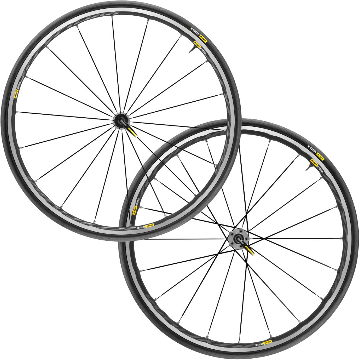 Mavic Ksyrium Elite Wheelset (UST) - Wheel sets