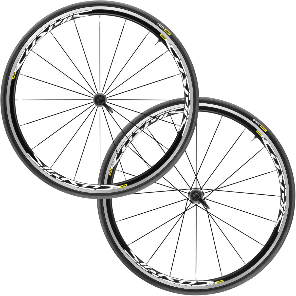 Mavic Cosmic Elite Wheelset (UST) - Wheel sets