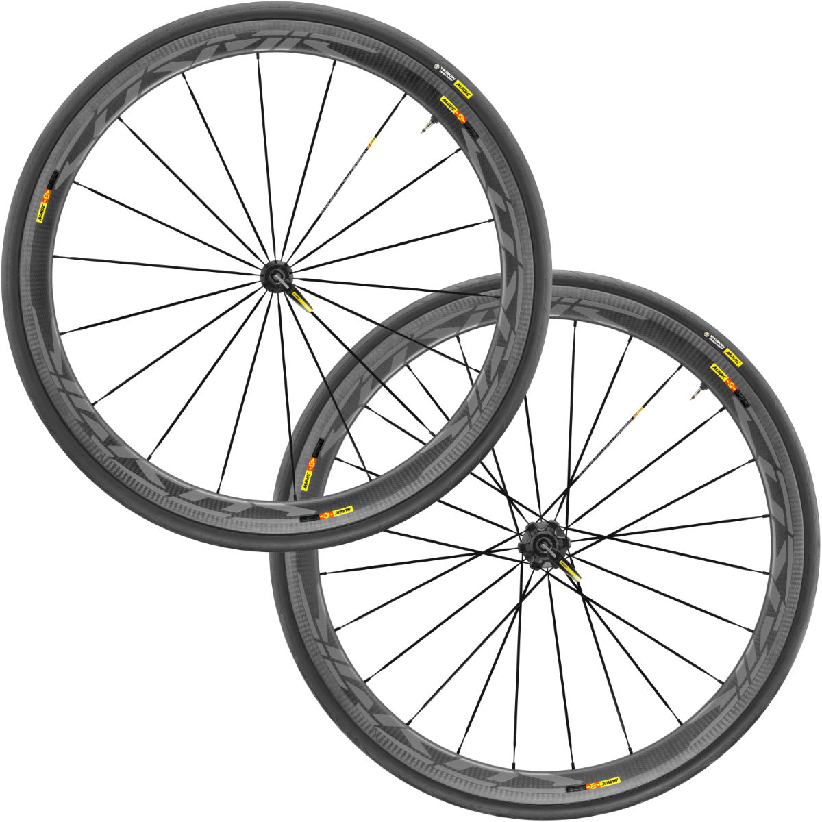 Wheel set Mavic Cosmic Pro Carbon SL (UST) - Competition wheels