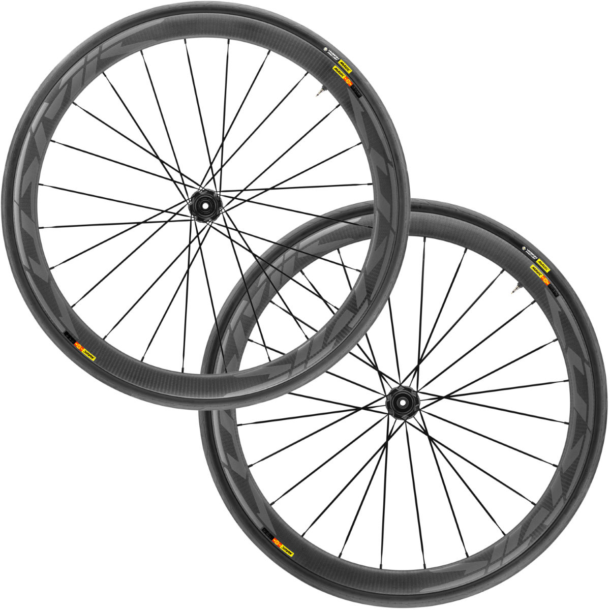 Wheel set Mavic Cosmic Pro Carbon SL Disc (UST) - Competition wheels