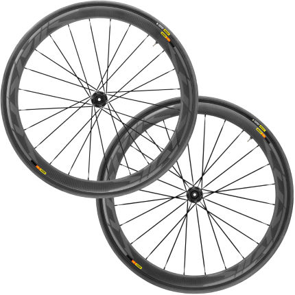 Mavic Cosmic Pro Carbon SL Disc Wheelset (UST)
