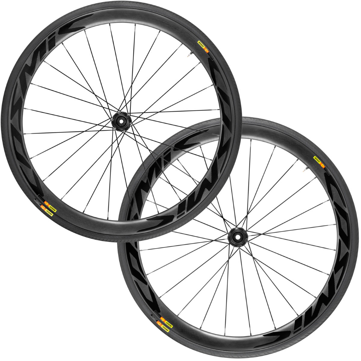 Wheel set Mavic Cosmic Pro Carbon SL Disc T - Competition wheels