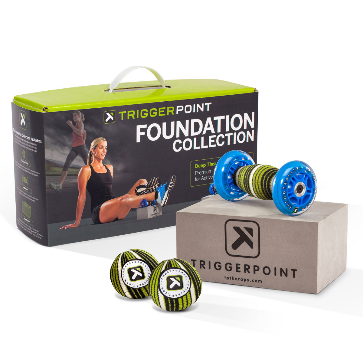 Image of Kit Trigger Point Foundation - 38cm x 15cm x 20cm Assorted