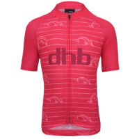 dhb Kids Short Sleeve Jersey - Dolphin