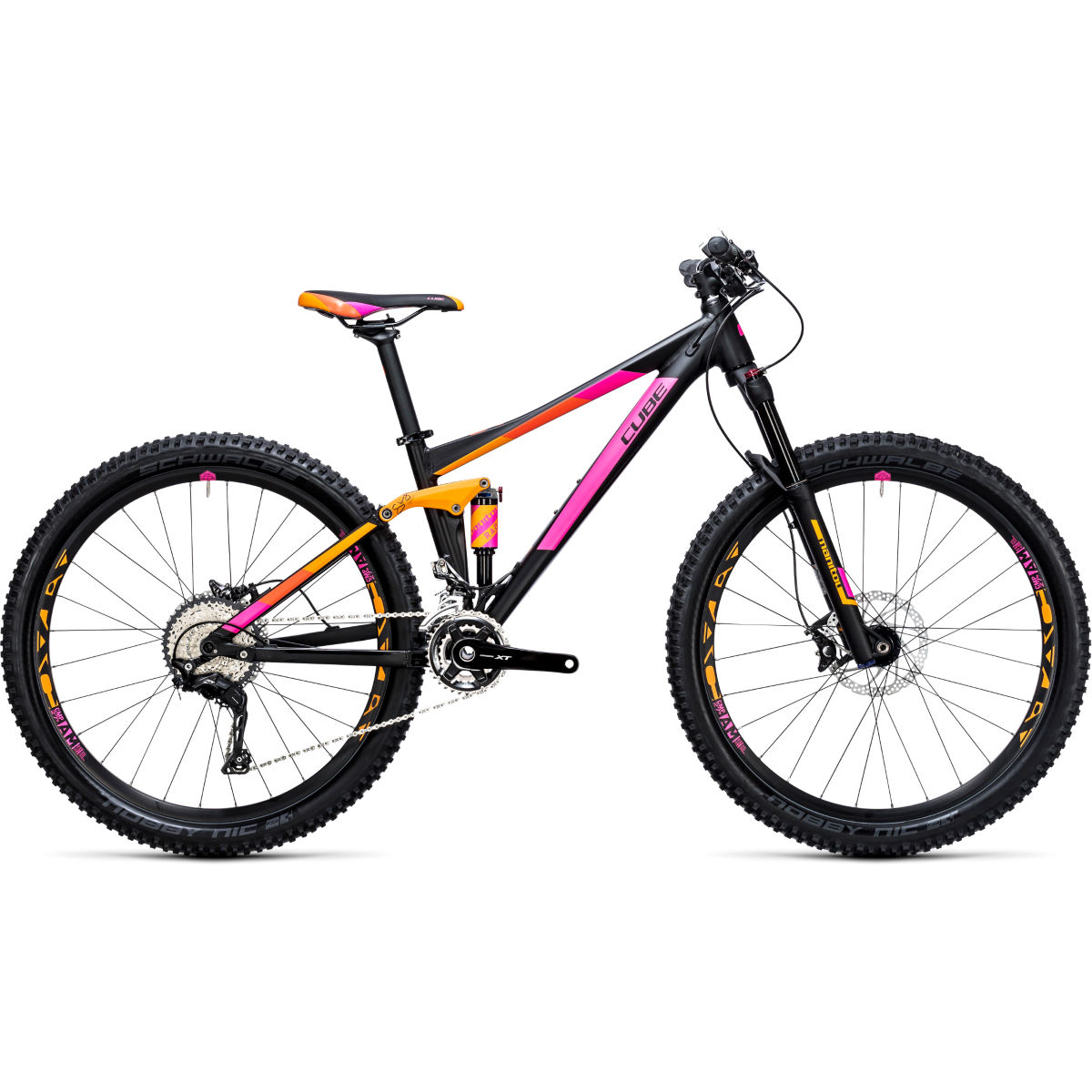 Cube Sting WLS 120 Pro Full Suspension Bike - Bicicletas MTB doble suspensión