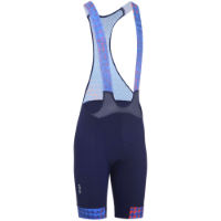 dhb Aeron Speed Rhythm fietsbroek met bretels (kort)