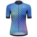 dhb Aeron Speed Womens Short Sleeve Jersey - Velocity