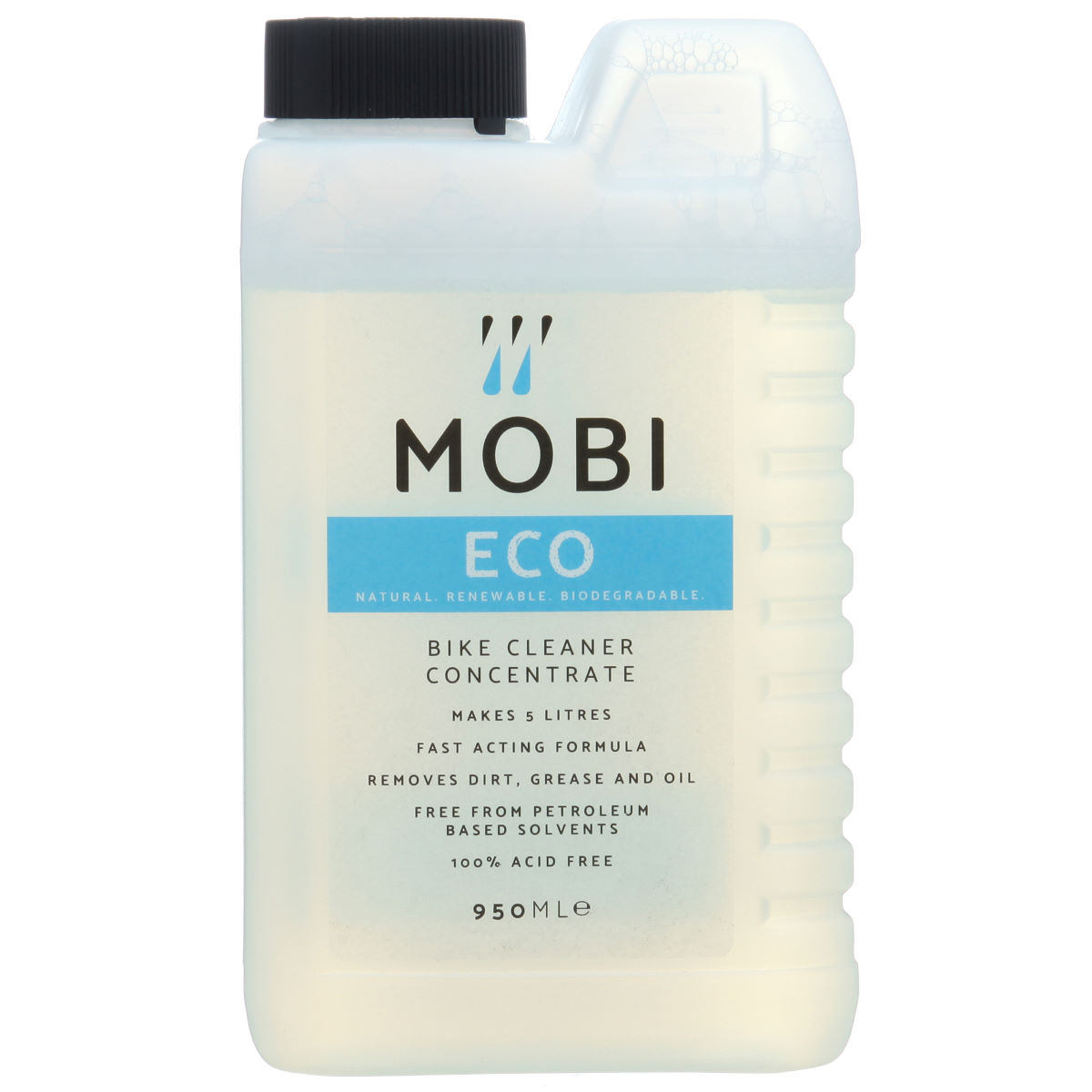 Mobi Eco Bike Cleaner Concentrate 950ml - 950ml  Cleaning Products