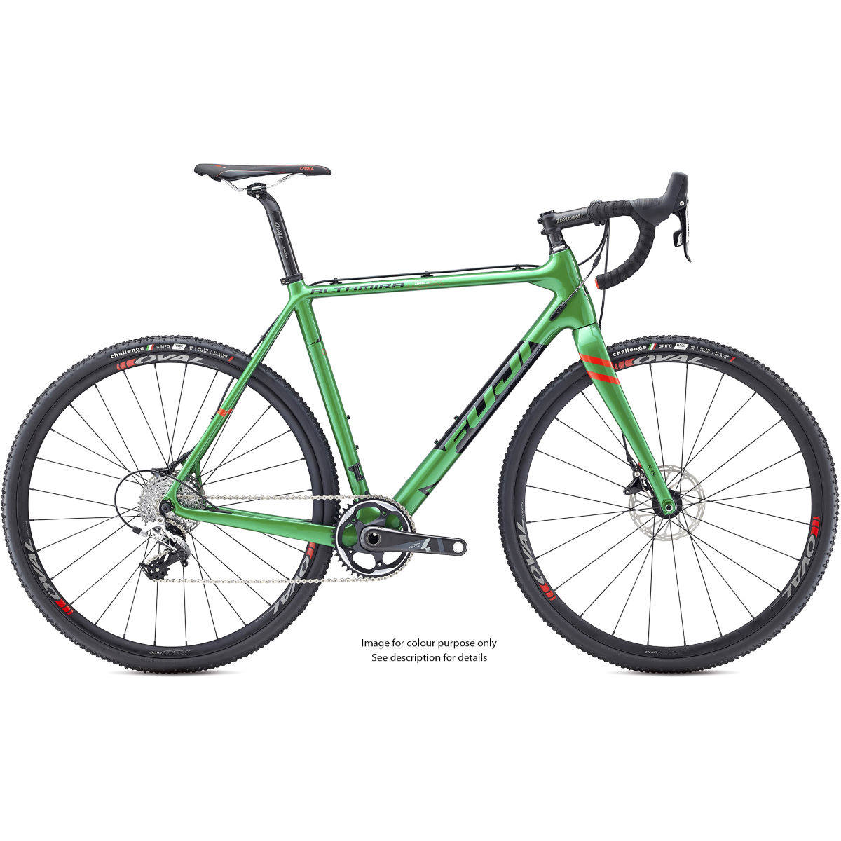 Fuji Altamira CX 1.3 Bike (2017) - Bicicletas de ciclocross