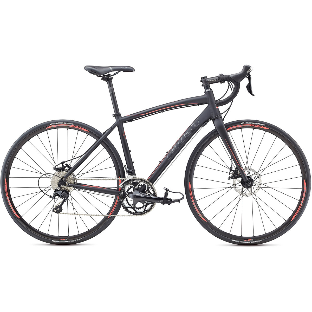 Fuji Finest 1.1 Disc Road Bike (2017) - Bicicletas de carretera