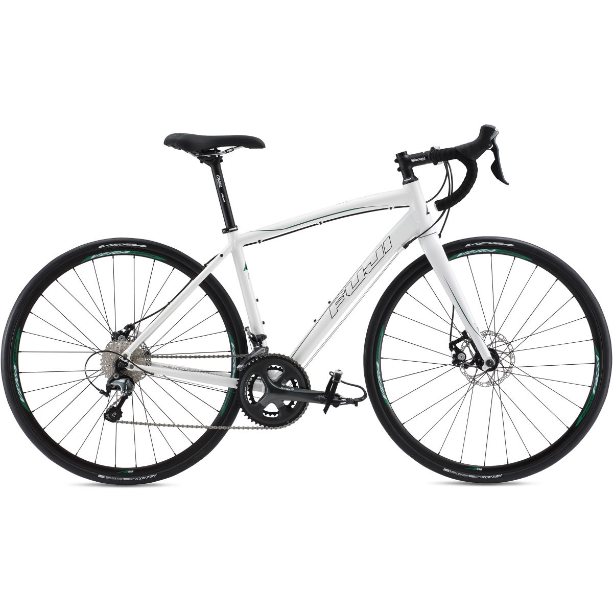 Fuji Finest 1.3 Disc Road Bike (2017) - Bicicletas de carretera