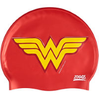 Bonnet de natation Zoggs Wonder Woman (silicone)