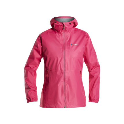 Berghaus Women's Deluge Light Shell Jacket