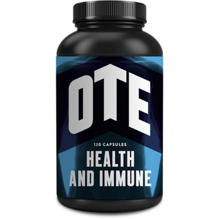 OTE Health And Immune (120 Capsules)