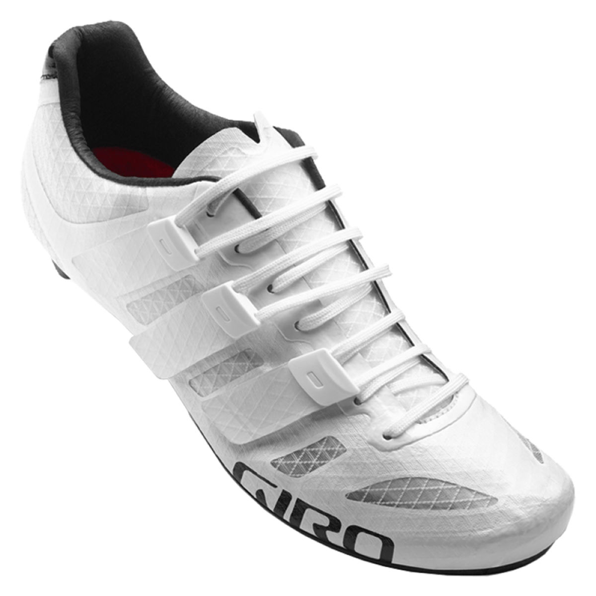 Giro techlace prolight road shoe internal white 2018 gisprt840