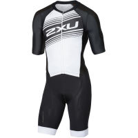 Body triathlon 2XU Comp (cerniera integrale, con maniche)