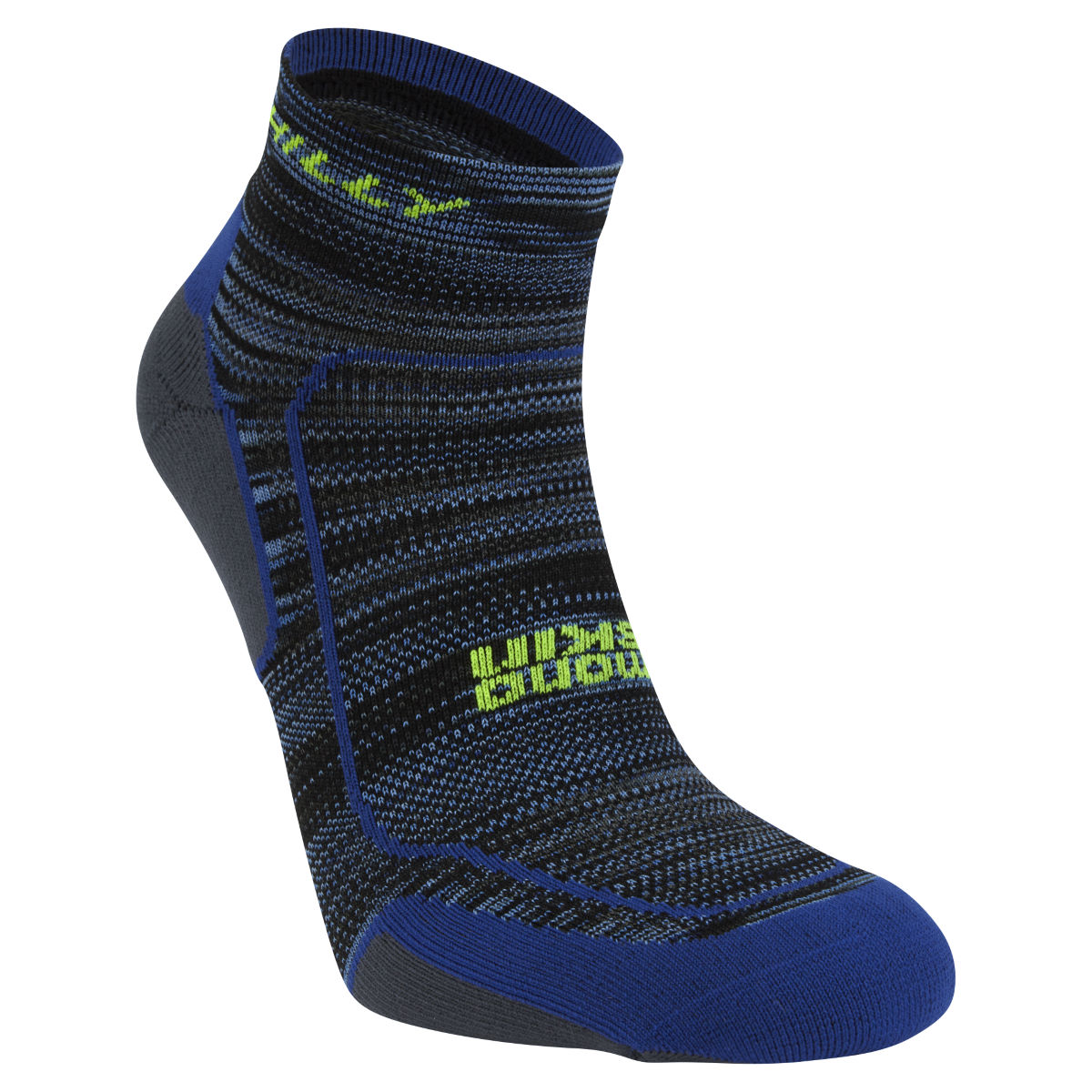 Chaussettes Hilly Lite-Comfort - M Cobalt/Charcoal  Chaussettes