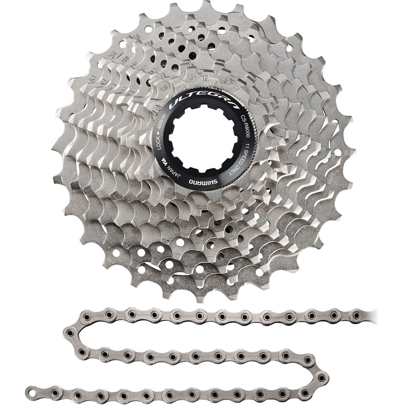 0916b688457 Wiggle Cycle To Work | Shimano Ultegra 11sp Cassette and Chain ...