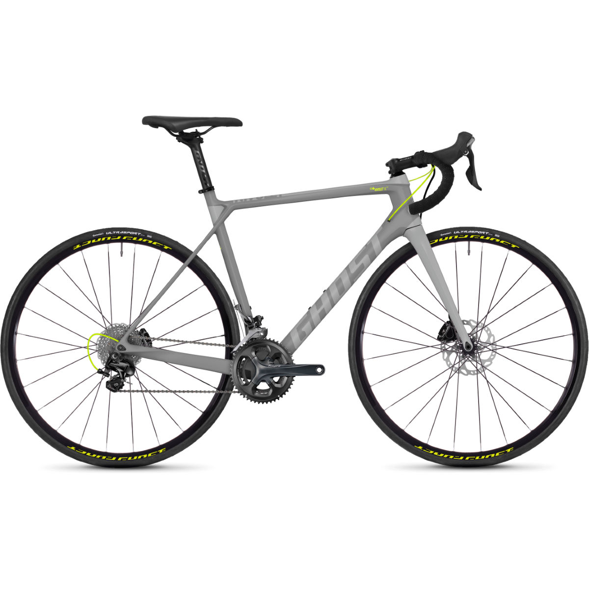 Ghost Nivolet X3.8 Disc (2018) Road Bike - Bicicletas de carretera