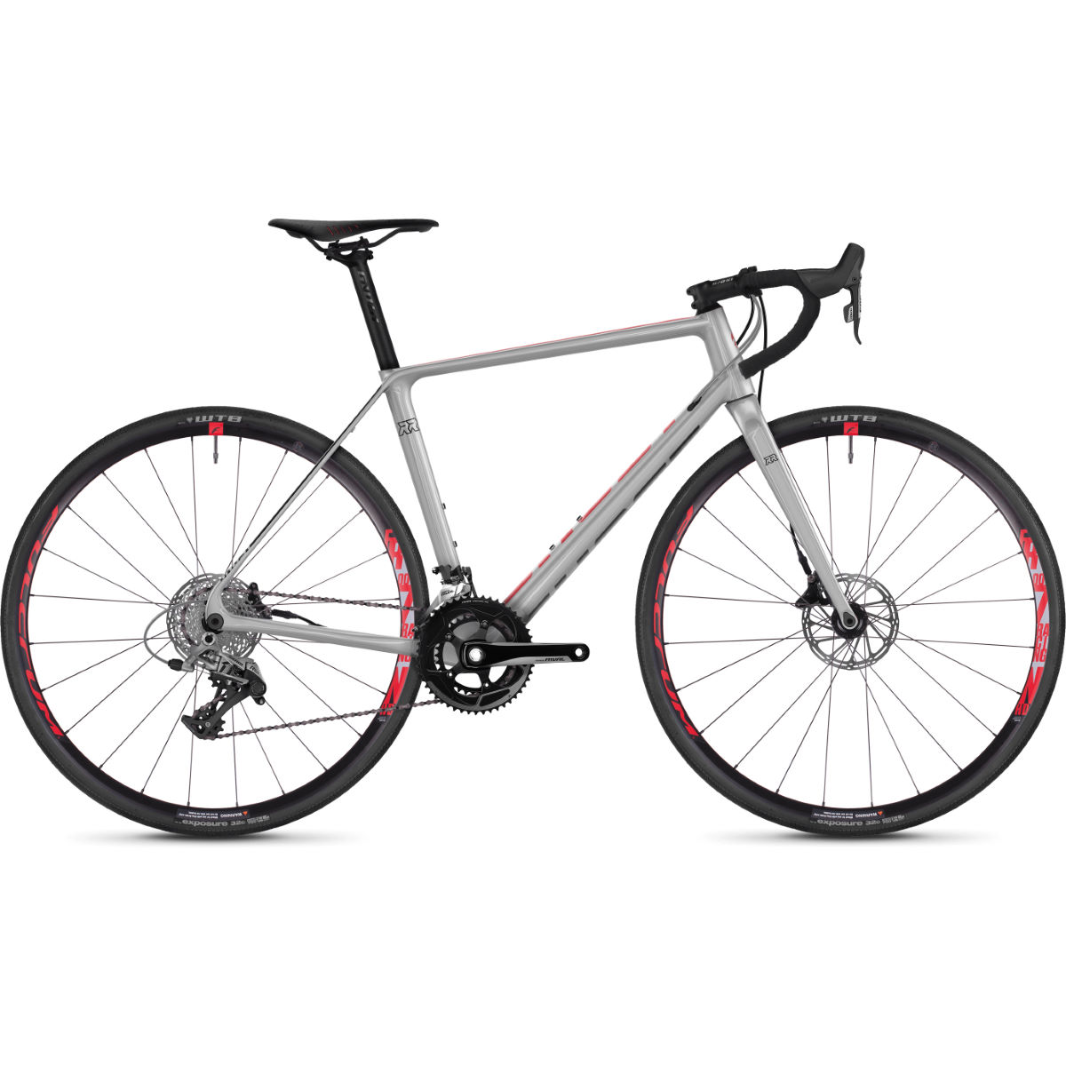 Ghost Road Rage 4.8 (2018) Adventure Road Bike - Bicicletas de carretera