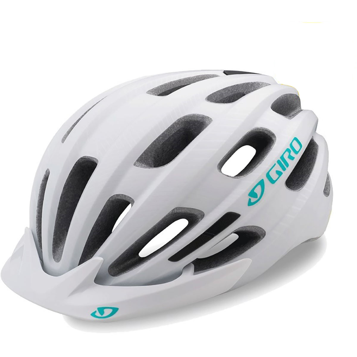 Image of Casque de route Femme Giro Vasona MIPS - One Size White/Silver 19