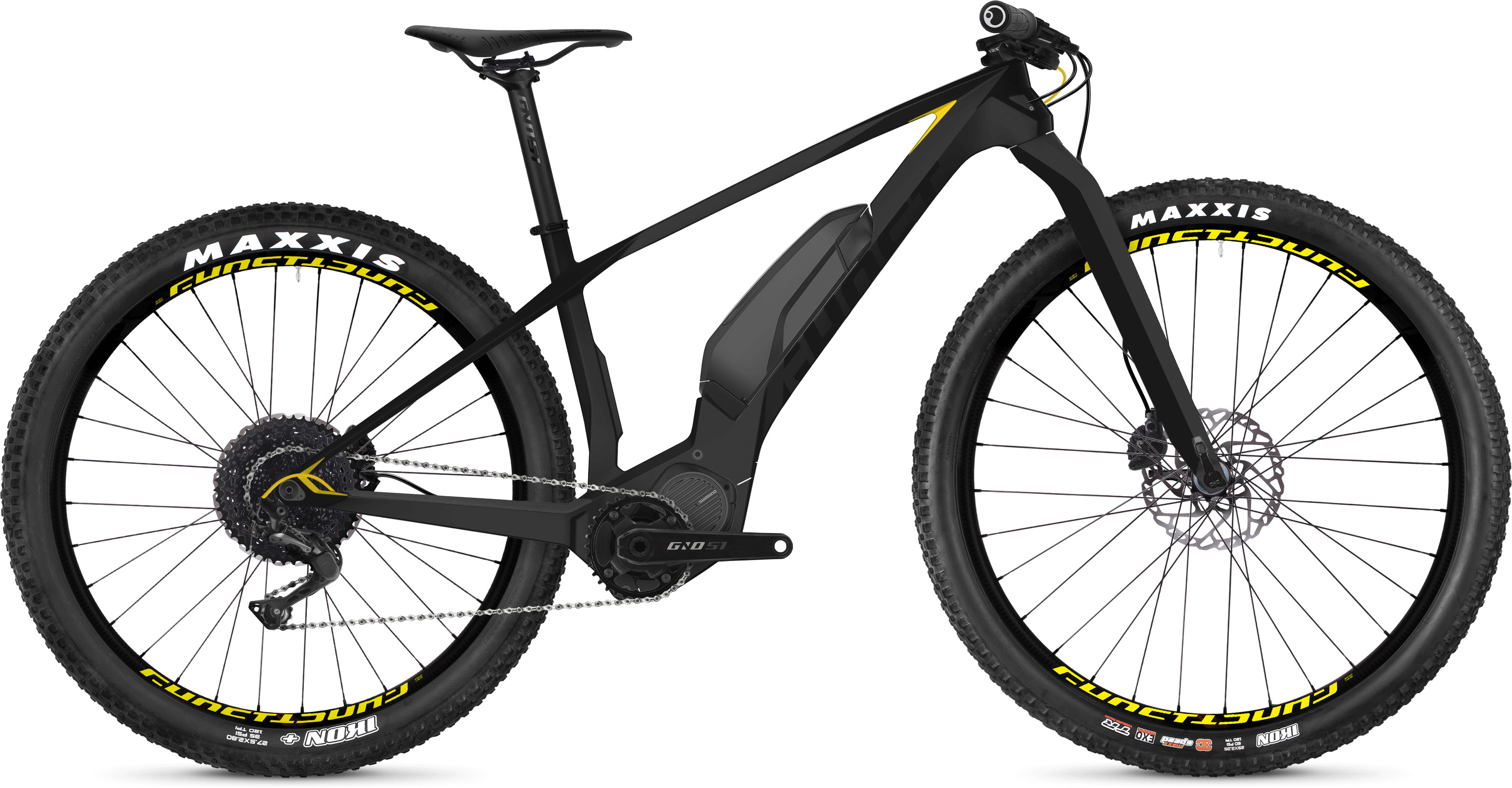 Ghost Lector SX5.7+ (2019) E-Bike | City-cykler
