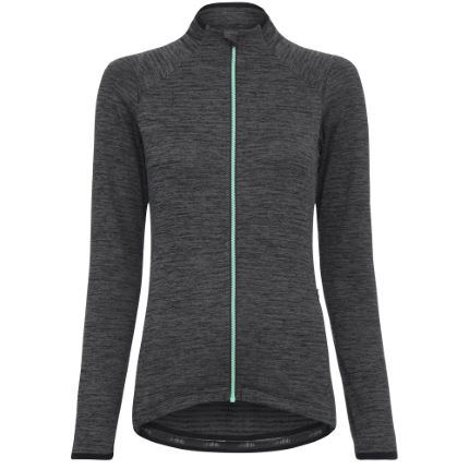 dhb Trail Long Sleeve Womens Thermal Zip Jersey