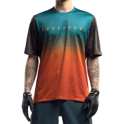 Nukeproof Blackline Short Sleeve Jersey - Corp