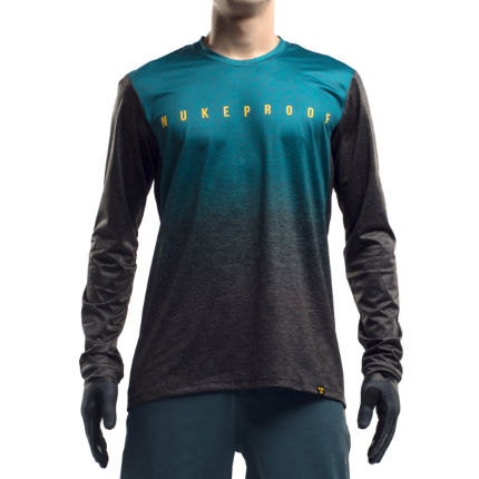 Nukeproof Blackline Long Sleeve Jersey - Corp