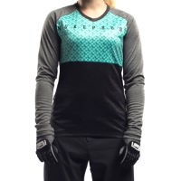 Nukeproof Blackline Womens Long Sleeve Jersey - Corp