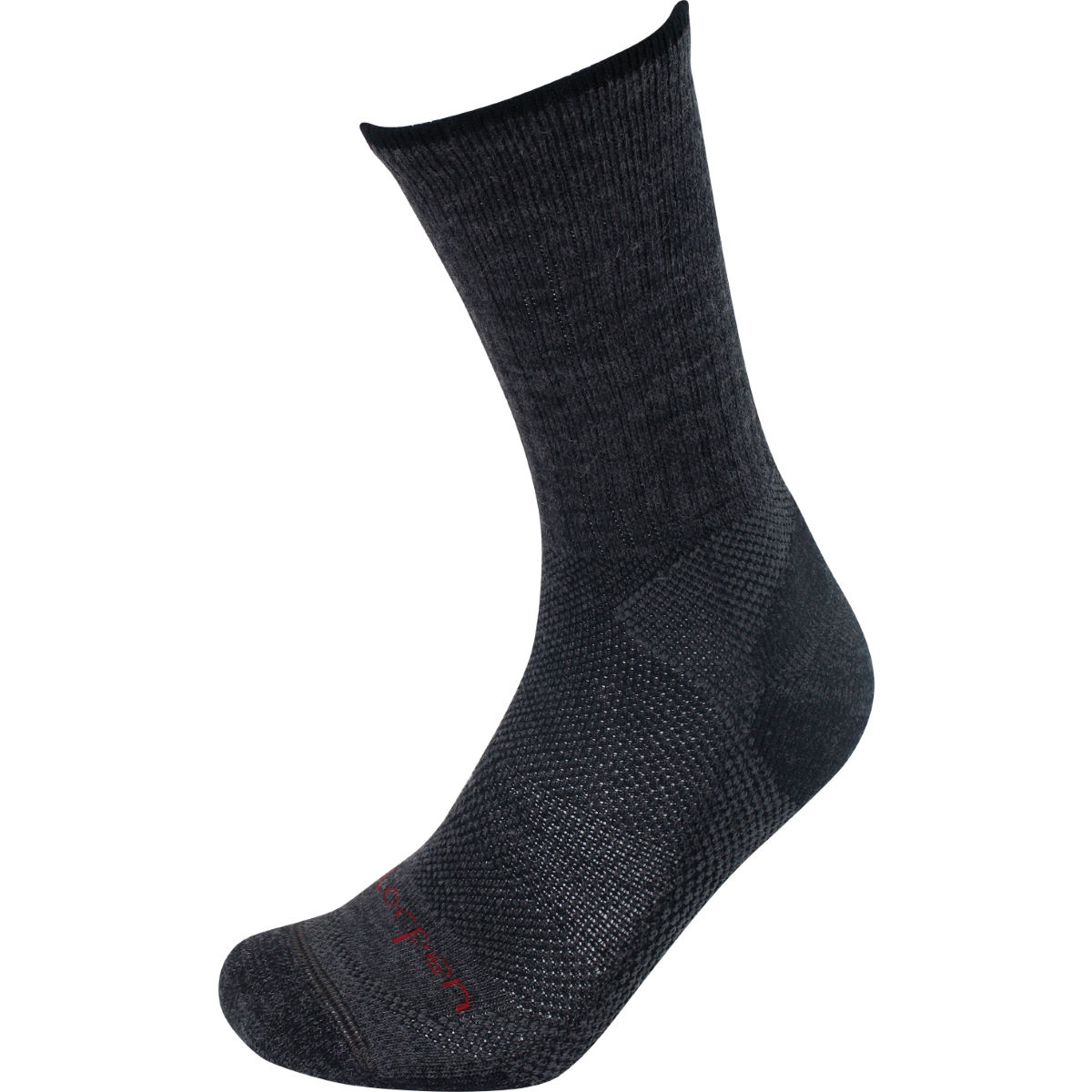 Chaussettes Lorpen Merino Blend Light Hiker (lot de 2) - XL CHARCOAL