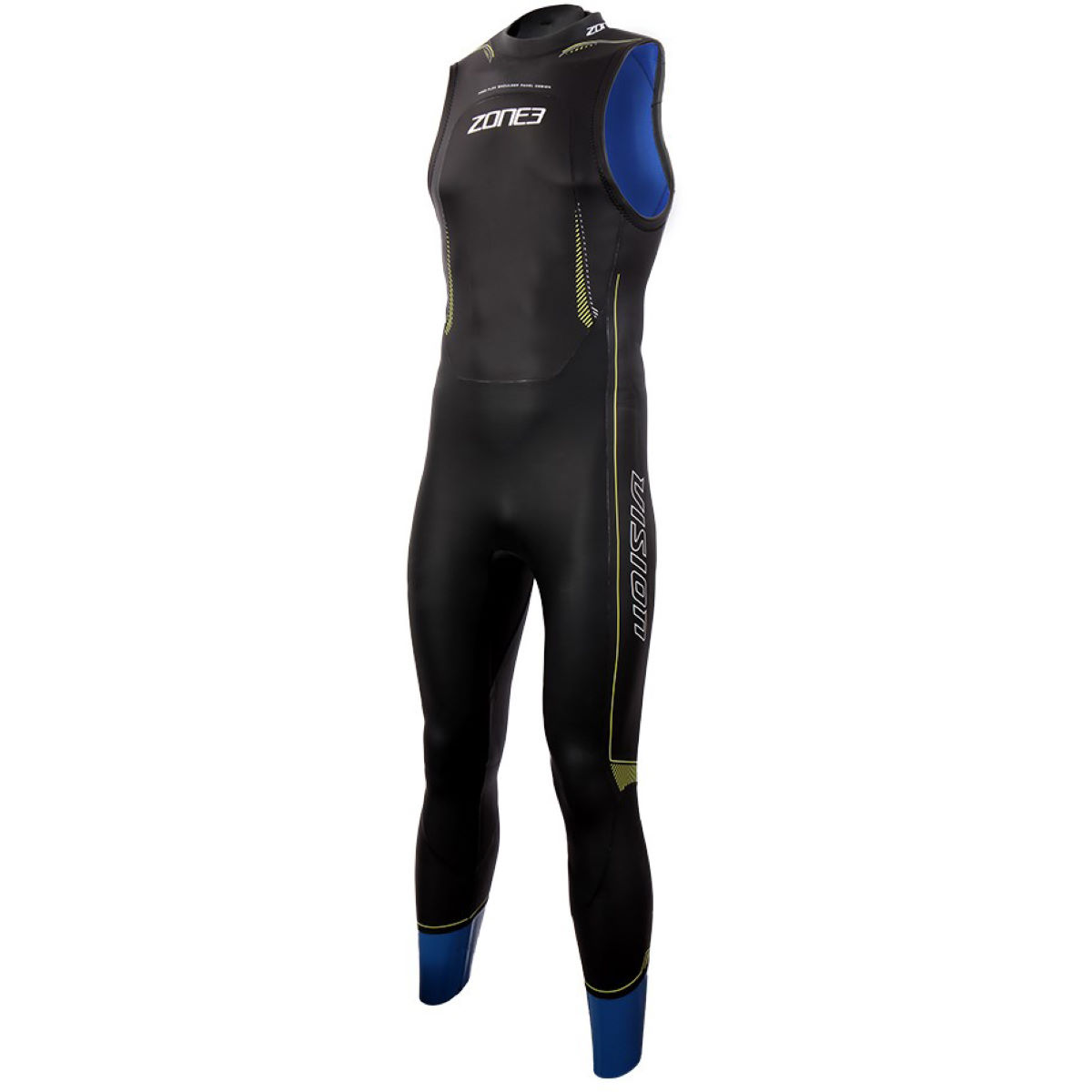 Zone3 Men's Sleeveless Vision   Wetsuits