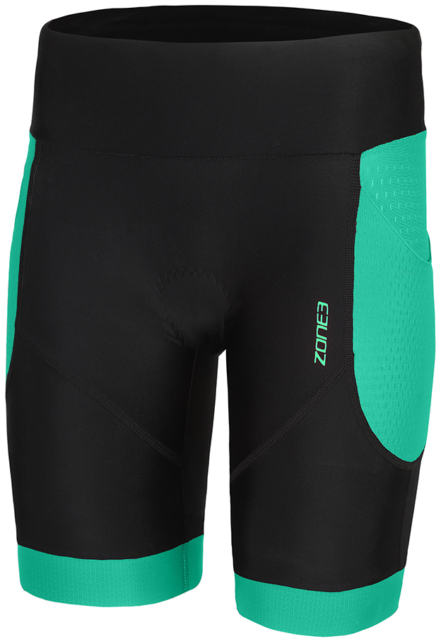 Zone3 Men's Aquaflo Plus Tri Top Short Sleeve | swim equipment