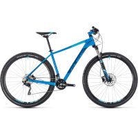 Cube Attention SL 29 Hardtail Mountain Bike (2018)