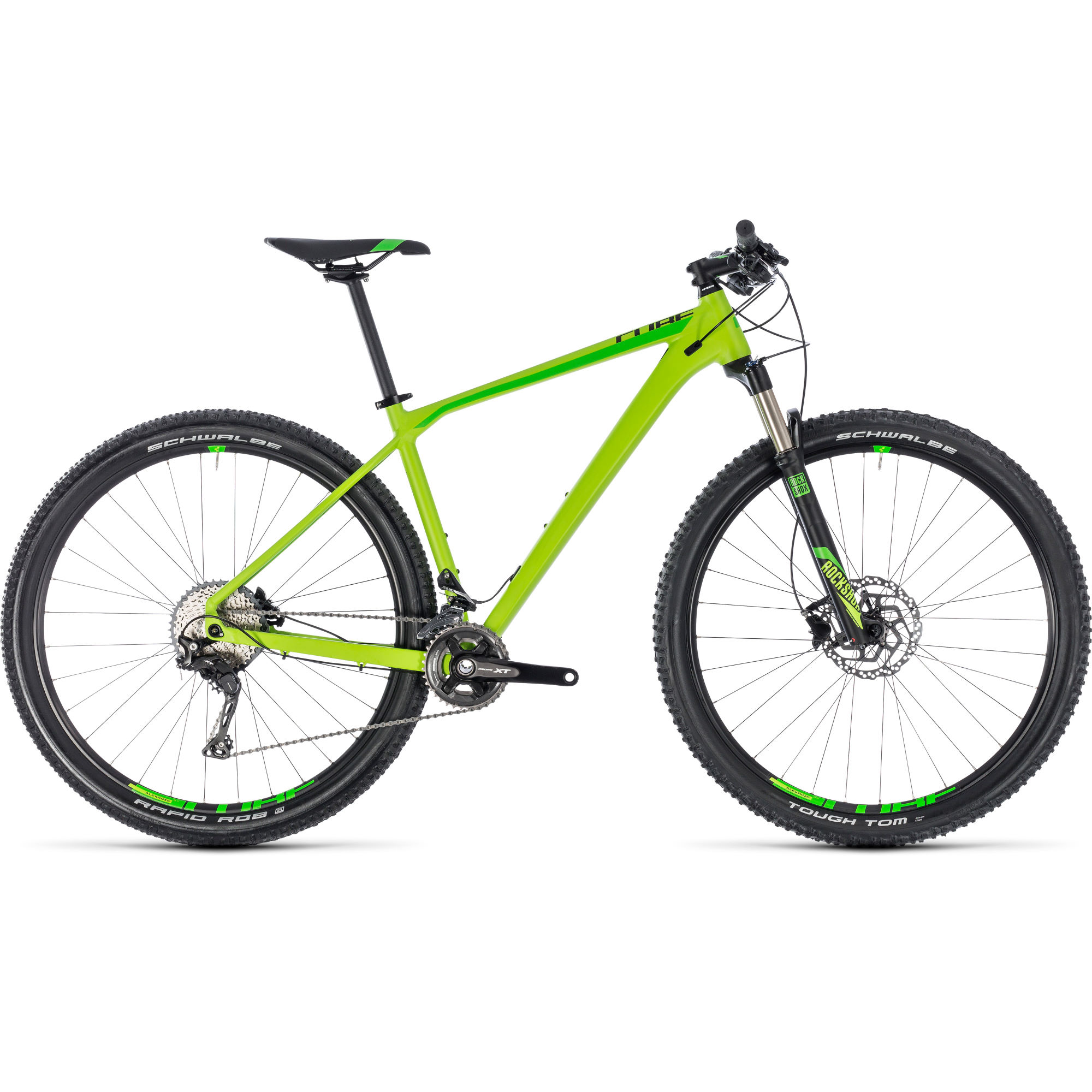 Wiggle Cycle To Work | Cube Reaction Pro 29 Hardtail Mountain Bike