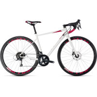Cube Axial Pro Racercykel (skivebremser) - Dame