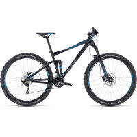 Cube Stereo 120 29 Suspension Bike (2018)