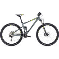 Cube Stereo 120 Pro 27.5 Suspension Bike (2018)