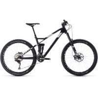 Cube Stereo 140 HPC SL 27.5 Suspension Bike (2018)