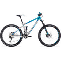 Cube Stereo 160 SL 27.5 Suspension Mountainbike (2018)
