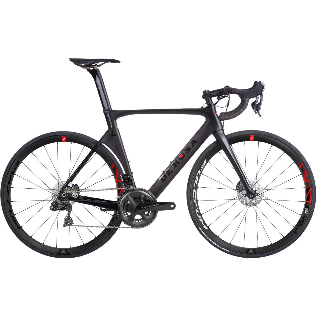 De rosa sk disc ultegra 2018 road bike internal black orange 2018 drskdc8000nertec48