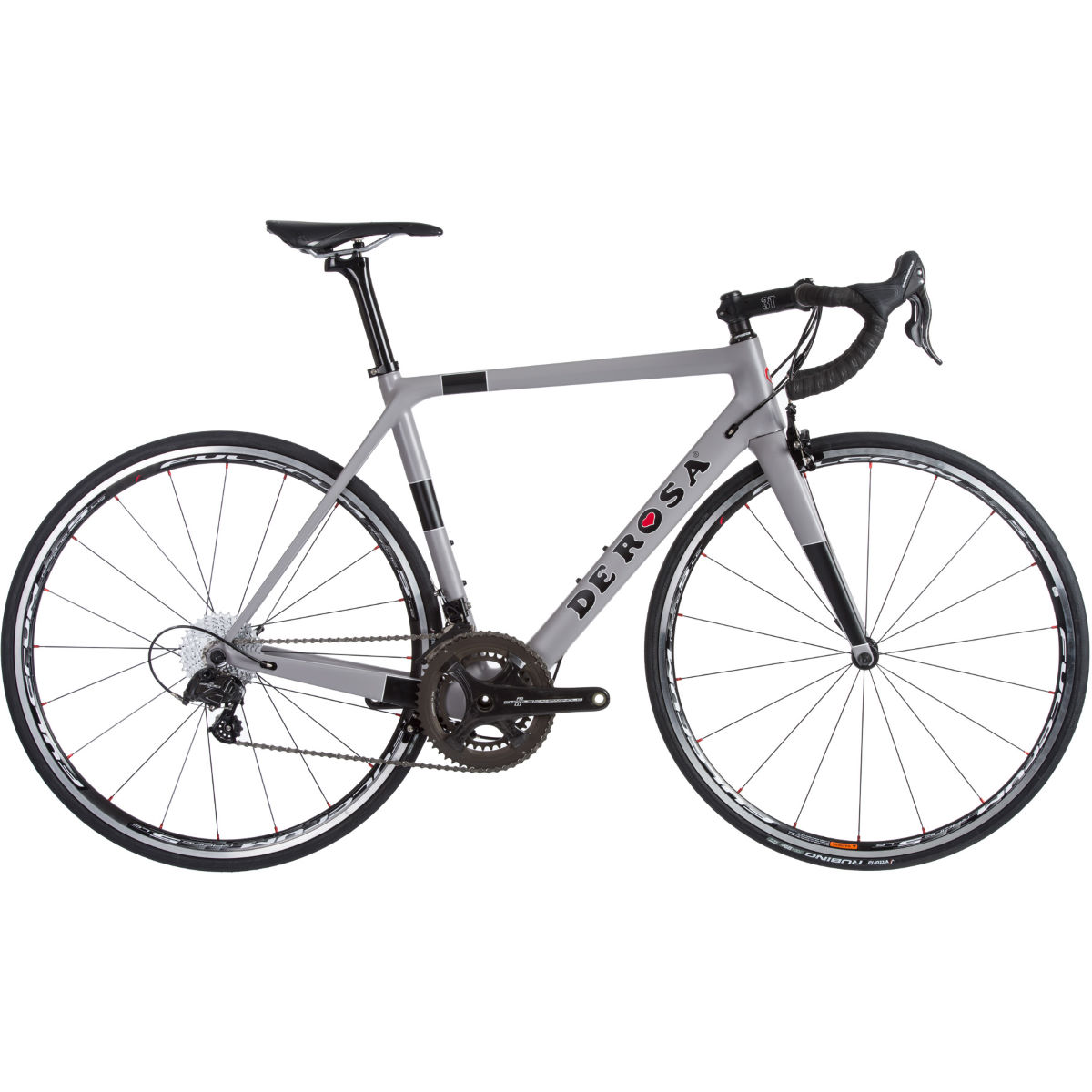 De rosa king xs chorus 2018 road bike internal grey 2018 derkxsbkchrqgr50
