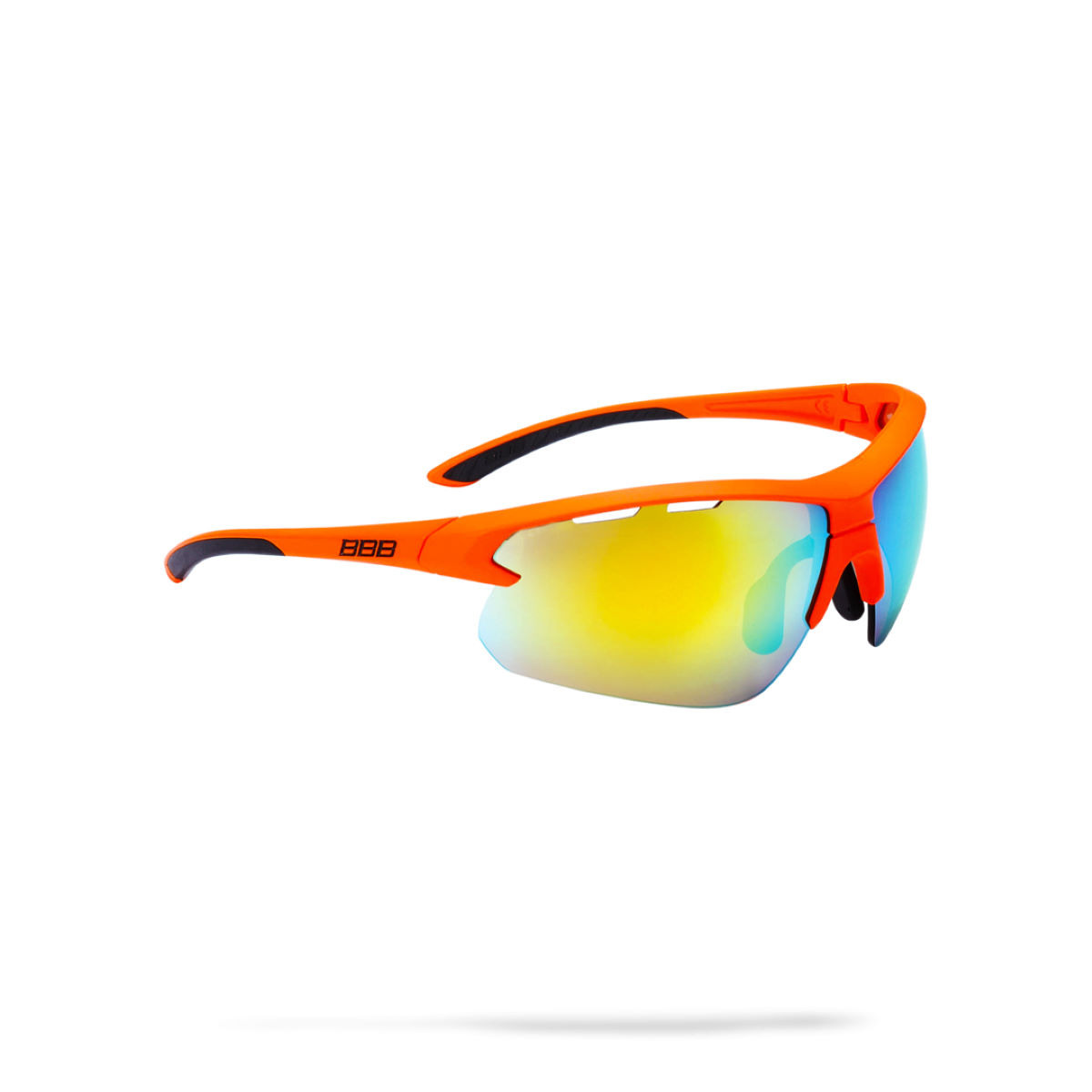Lunettes de soleil BBB Impulse - Orange Lens Matte Orange