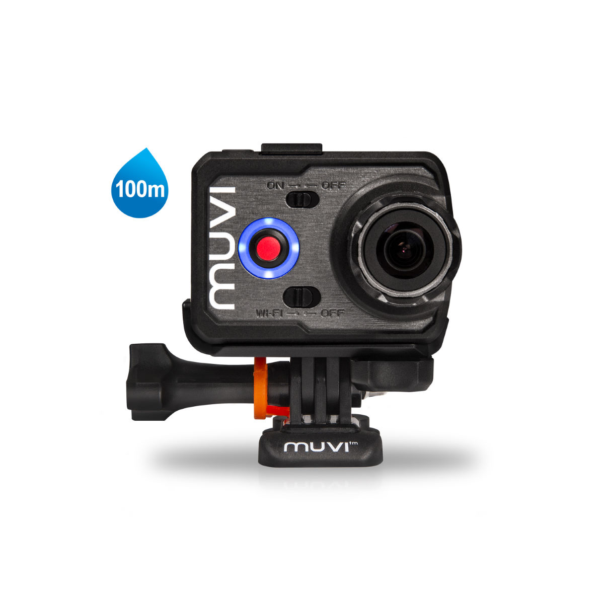 Veho Muvi K-Series Action Camera / Camcorder - Cámaras digitales para cascos