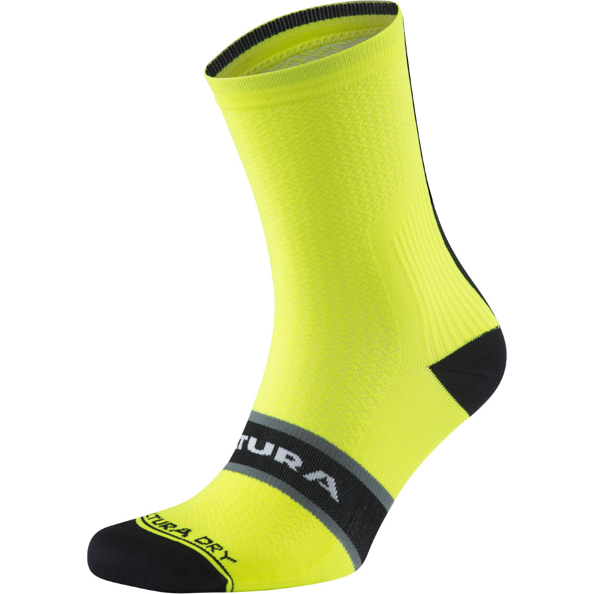 Altura elite socks cycling socks hi viz yellow ss18 al14els9m