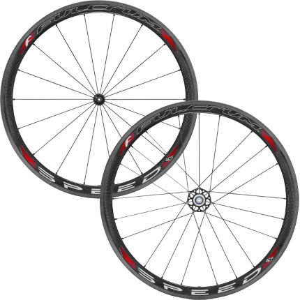 Fulcrum SPEED 40T Carbon Tubular Road Wheelset