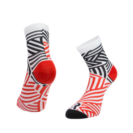 Ratio Dash 10cm Sock (Red)