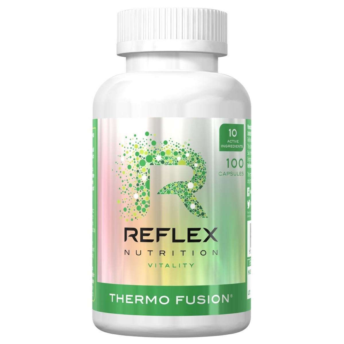 Reflex Reflex Thermo Fusion® (100 Capsules)   Supplements