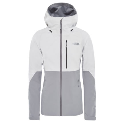ee5c47b1ef View in 360° 360° Play video. 1.  . 2. TNF White   Mid Grey  Women s Apex  Flex Gtx Light Jacket