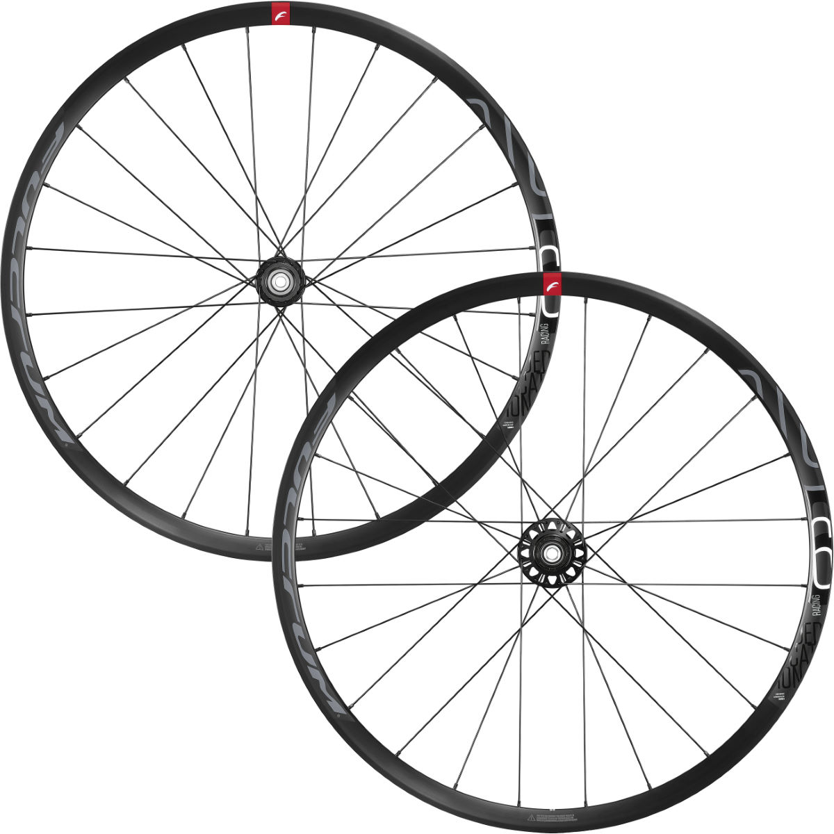 Fulcrum Racing 6 DB Road Disc Wheelset - Ruedas de competición